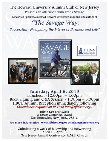 HUAC NJ Event