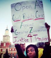 trayvonmarch